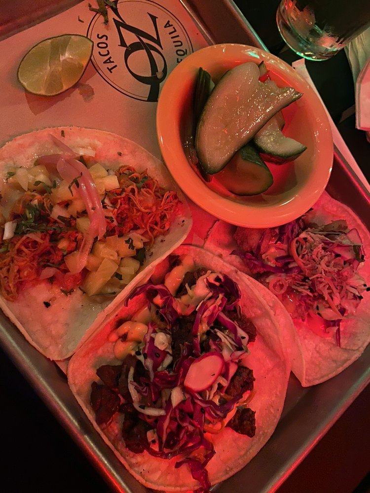 OZ Tacos & Tequila: 200 Front St, Lincoln, RI