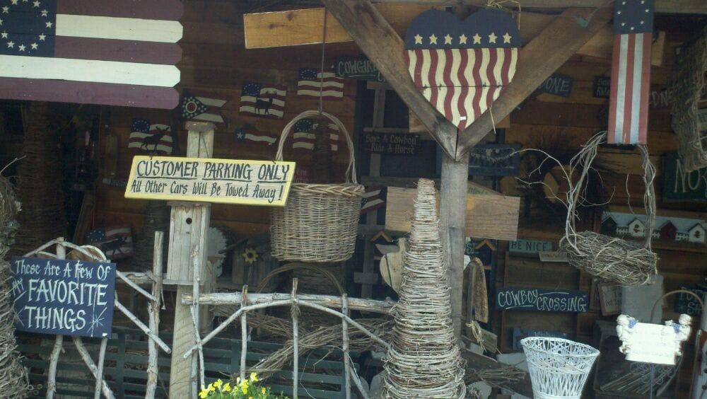 Margie's Country Crafts: 113 W Main St, Bainbridge, OH