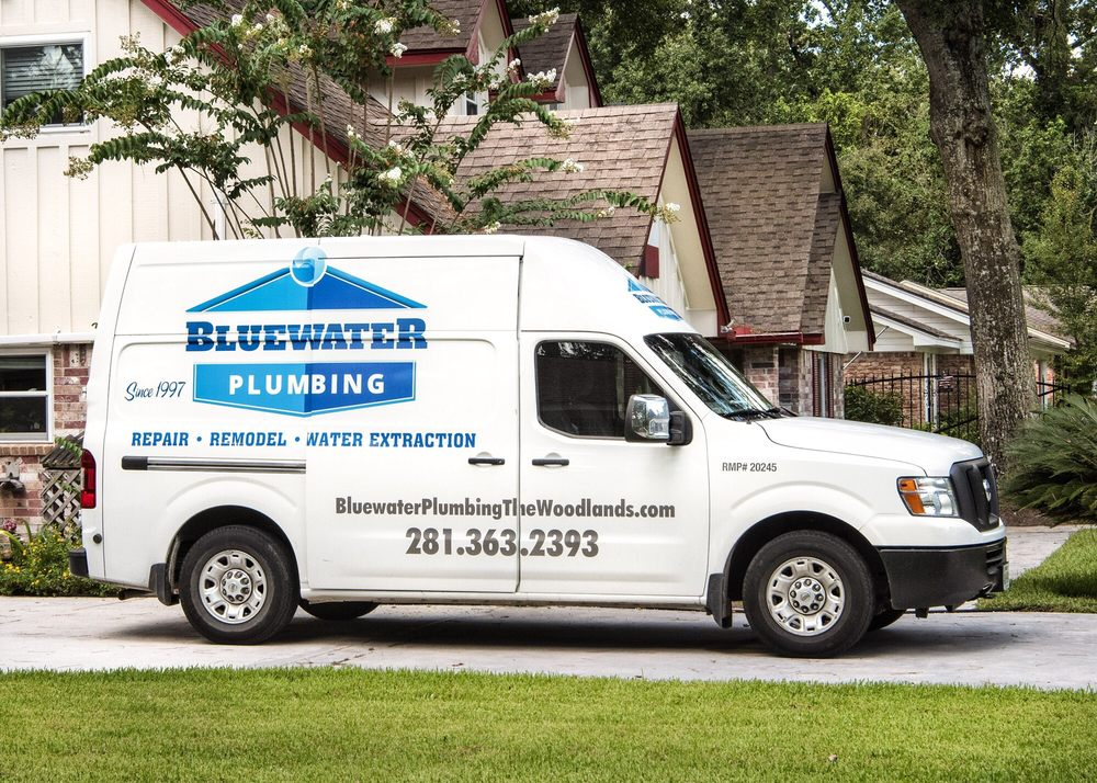 Bluewater Plumbing 100 Robinson Rd The Woodlands Tx Phone Number Yelp