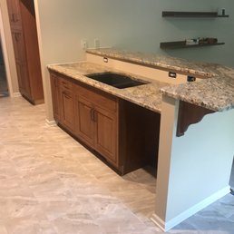 Bon Photo Of Eu0026CC Granite Countertops And Repair   Hendersonville, NC, United  States. Kitchen