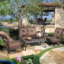 Photo Of Out Back Patio Furnishings   Kerrville, TX, United States