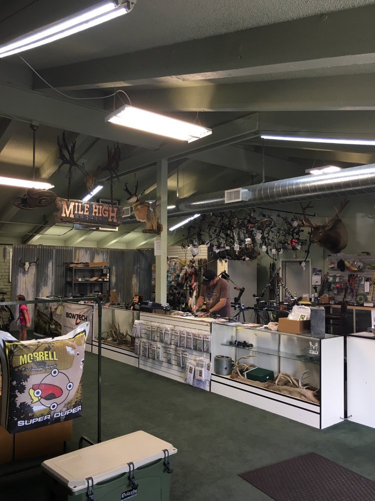 Mile High Archery: 8708 E Hwy 69, Prescott Valley, AZ