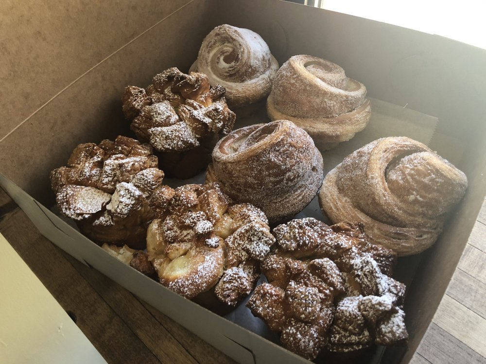 Madeleine Bakery And Bistro: 609 S Trenton Ave, Wilkinsburg, PA