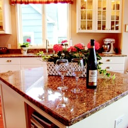 Photo of Creative Countertops - Poulsbo, WA, United States. Natural Stone  Countertops