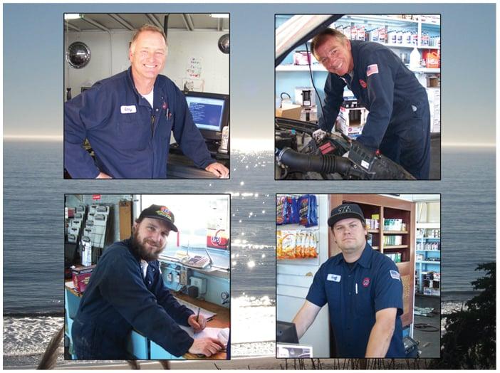 Towing business in Rio del Mar, CA