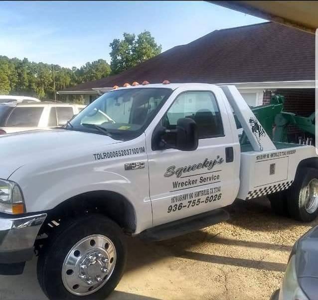Towing business in Huntsville, TX
