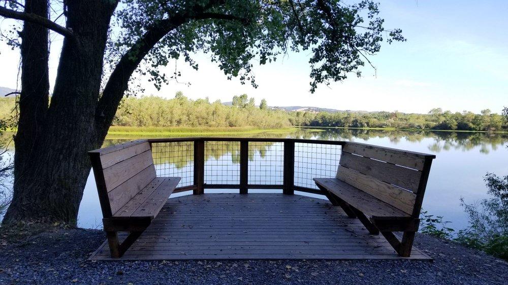 Riverfront Regional Park: 7821 Eastside Rd, Healdsburg, CA