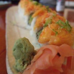 Hinode Japanese Restaurant - Piermont, NY, United States. dynamite