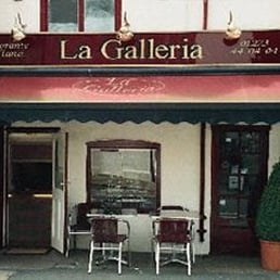 La Galleria Restaurant Shoreham By Sea