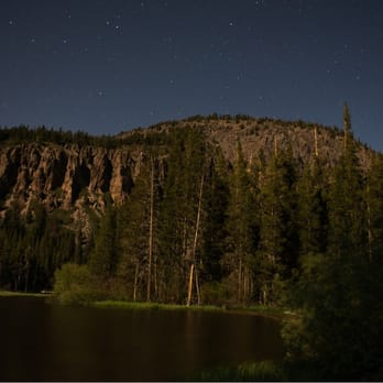 Photo of Twin Lakes Campground - Mammoth Lakes, CA, United States