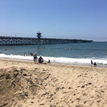 Photo Of Seal Beach Pier Ca United States