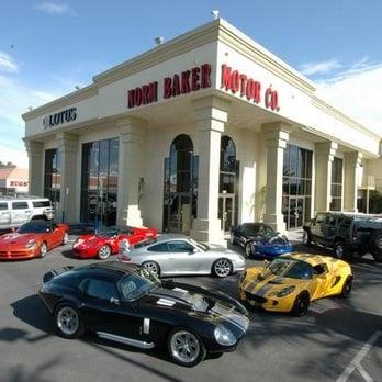 Norm Baker Motor Company Closed Auto Detailing 6175
