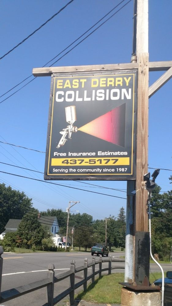 East Derry Collision: 46 E Derry Rd, Derry, NH