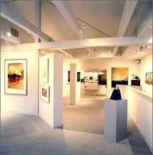 The Carla Massoni Gallery: 203 High St, Chestertown, MD