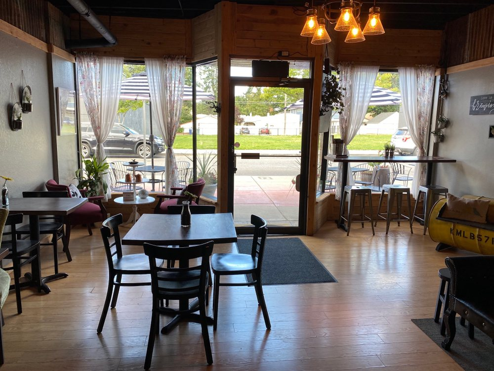 Cornerstone Coffee & Sweets: 814 N 4th St, Coeur d'Alene, ID
