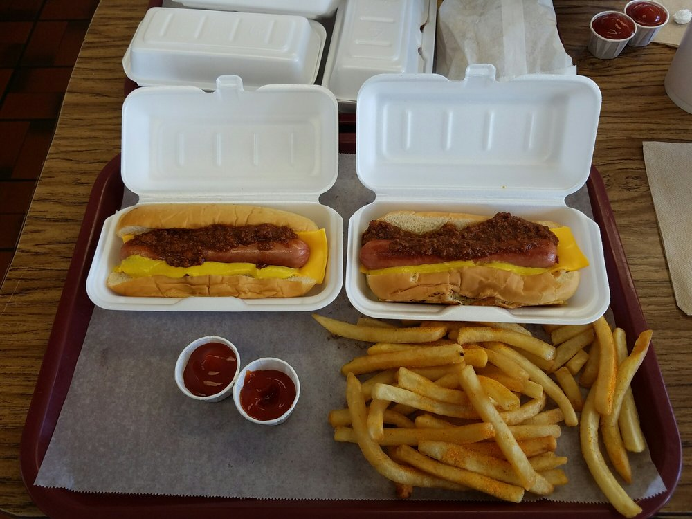 All American Hot Dog And Sandwiches