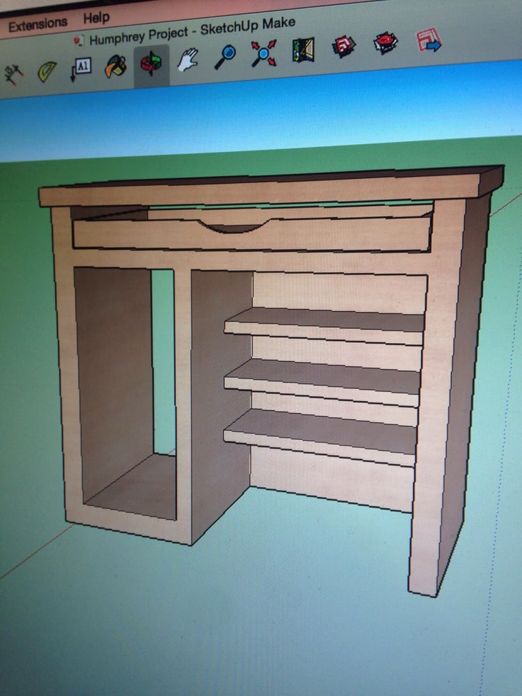 5th Gen Custom Cabinets