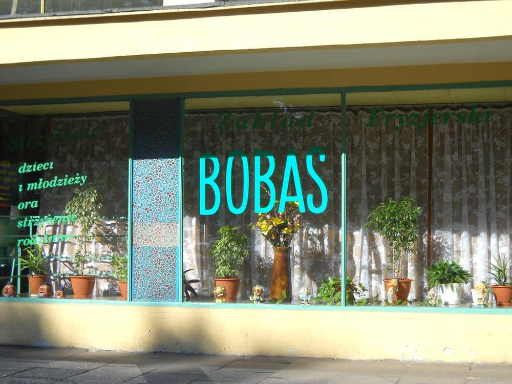 Zakład Fryzjerski Bobas Hair Salons Os Zgody 7 Nowa Huta