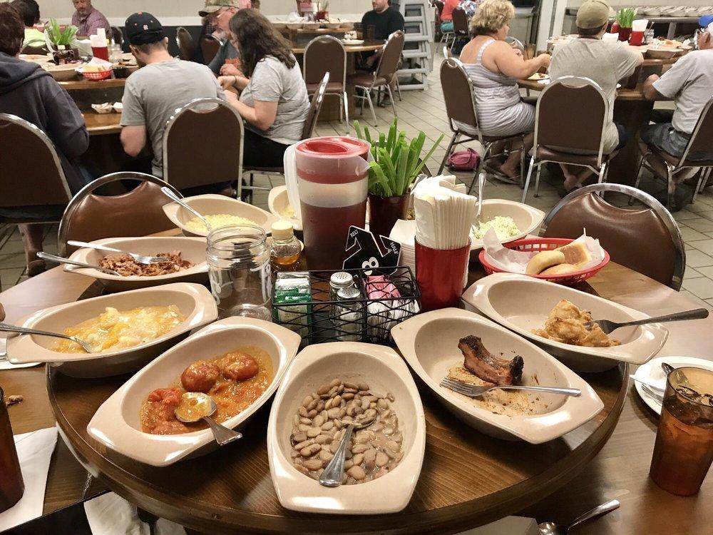 Buckner's Family Restaurant: 1168 Bucksnort Rd, Jackson, GA