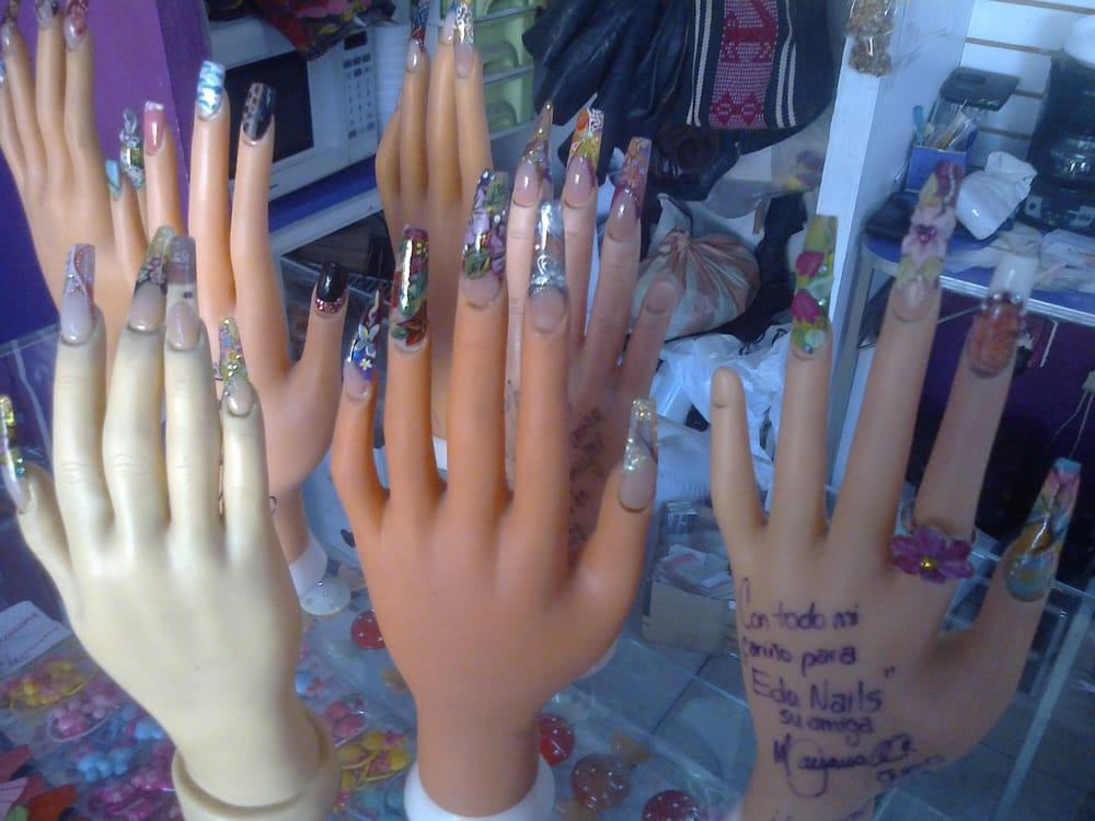 Hermosos diseños de uñas - Yelp