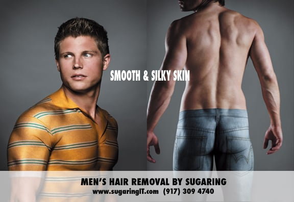 MPM Hair Removal Studio Exclusively for Men: 239 W 26th St, New York, NY