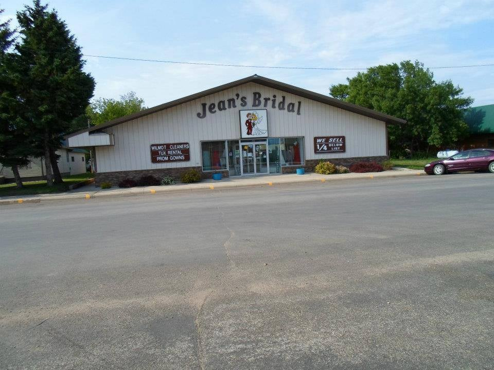 Jeans Bridal: 611 Main St, Wilmot, SD
