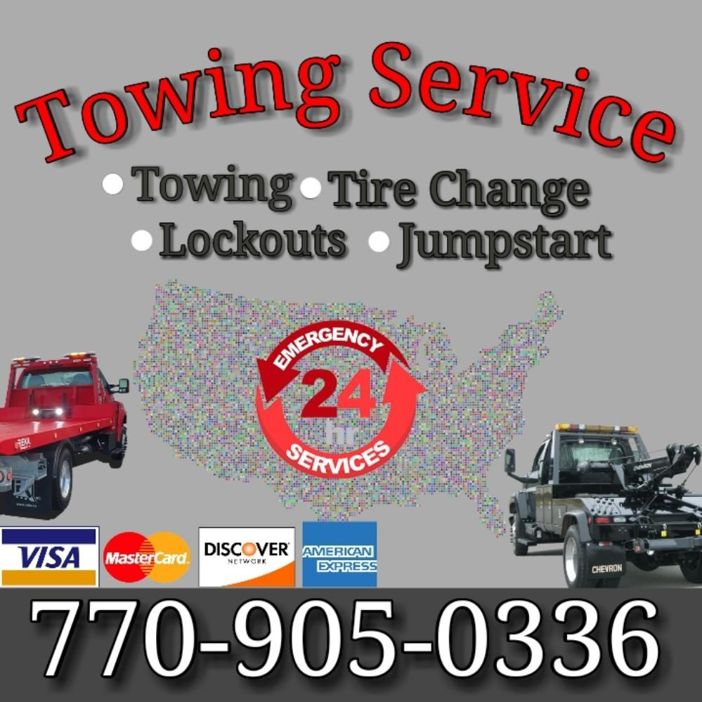 Acworth Towing: Acworth, GA