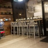 Photo of Tea Space Sunset Park - Las Vegas, NV, United States. stool area by front