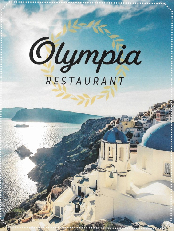 Olympia Restaurant: 2 Jamestown St, Gowanda, NY