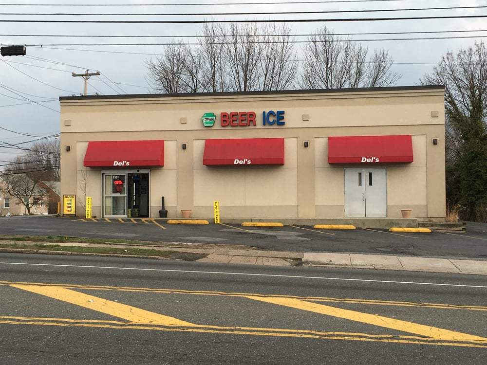 Del's Kegs & Cases: 1501 Chester Pike, Folcroft, PA
