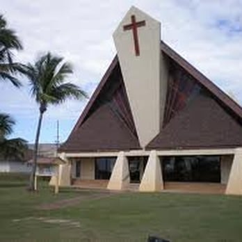 Photo Of St Theresa S Parish Church Kekaha Hi United States