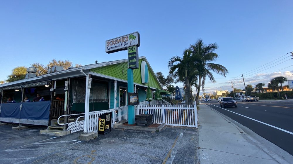 The Reef Bar and Grill: 14705 Gulf Blvd, Madeira Beach, FL