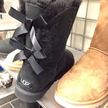 Photo of Journeys Shoes - Sterling Heights, MI, United States. Ribboned ladies uggs