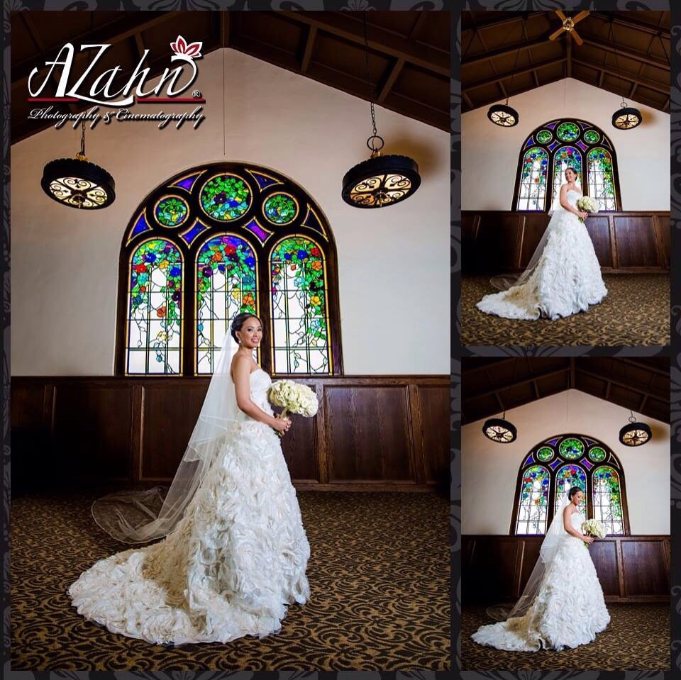 Wedding At The Bell Tower Club Photo By Azahn Photography