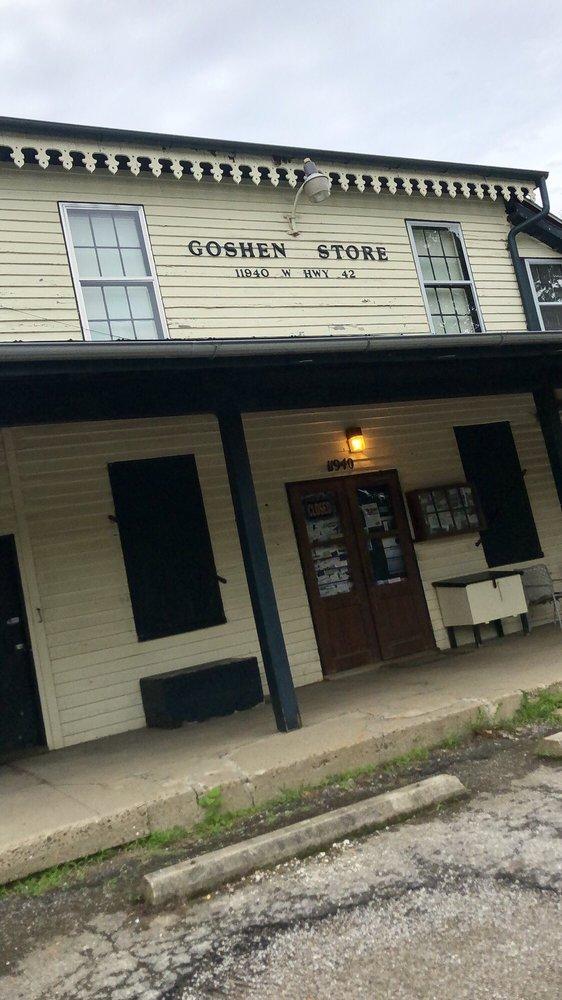 Goshen General Store: 11940 W US Hwy 42, Goshen, KY