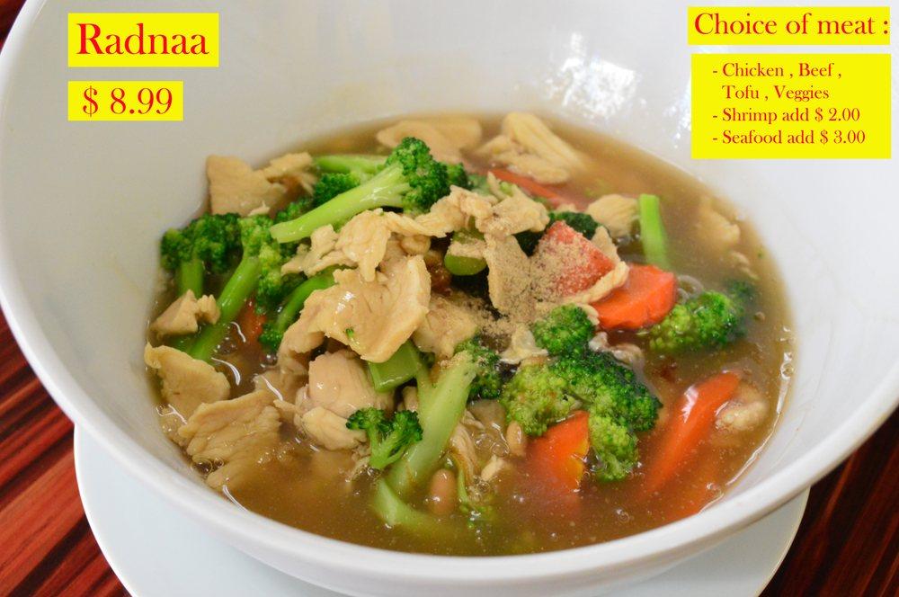 Thai Thai Cuisine: 1390 W 6th St, Corona, CA