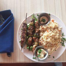 Fattoush Restaurant Malvern Menu