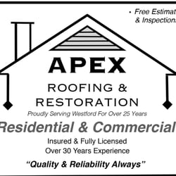 Photo Of Apex Roofing U0026 Restoration   Westford, MA, United States
