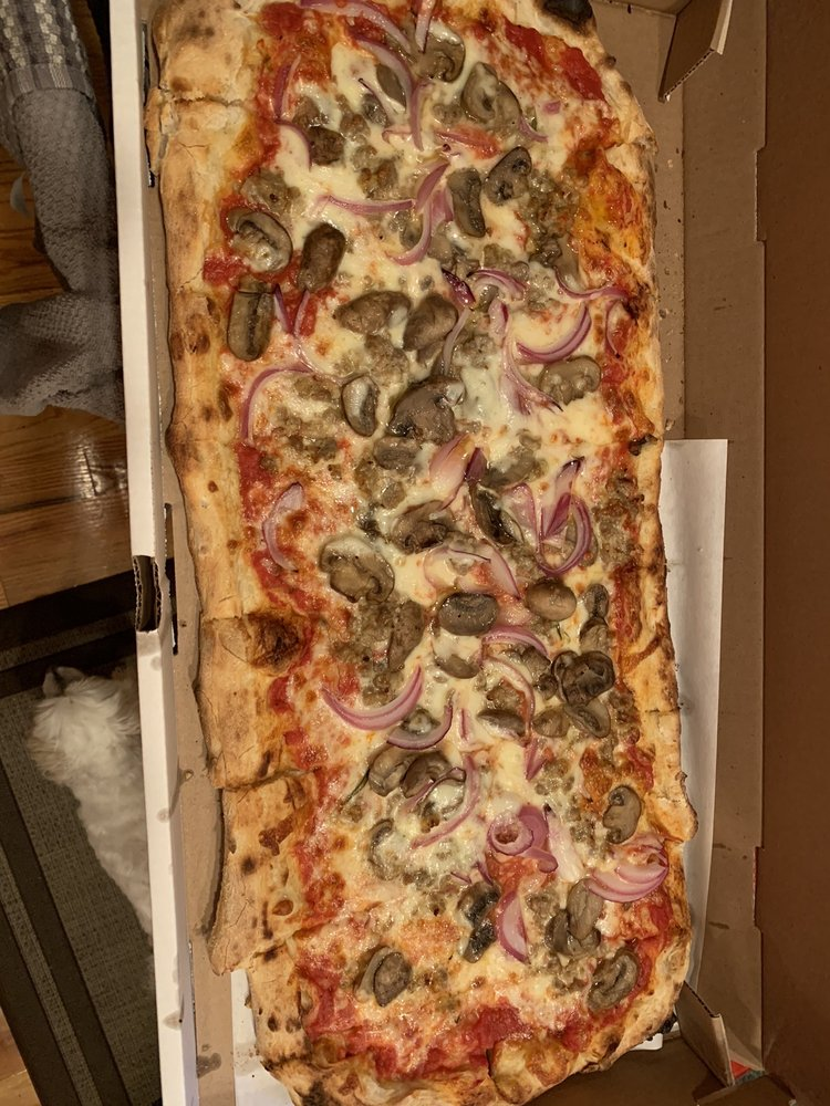 Osteria Italiana Ristorante Pizzeria: 800 River Dr, Garfield, NJ