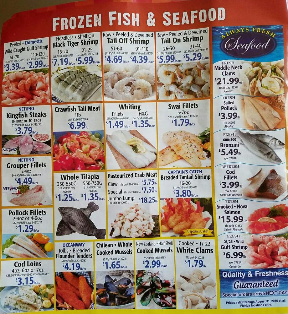 Restaurant Depot Tampa Flyer
