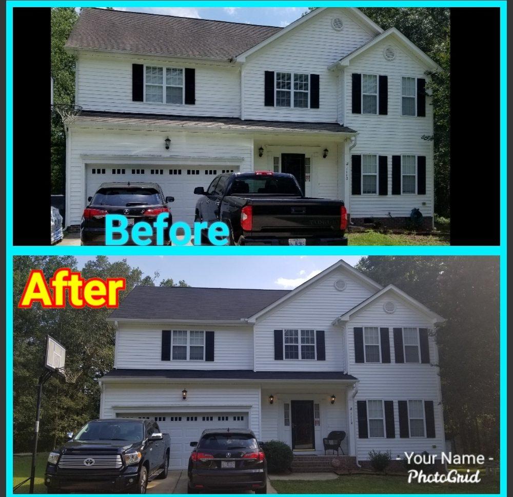 ATD Restoration: 100 Hay St, Fayetteville, NC
