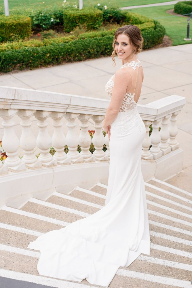 Wedding Dress Altered By Emy At Joy Tailoring Yelp