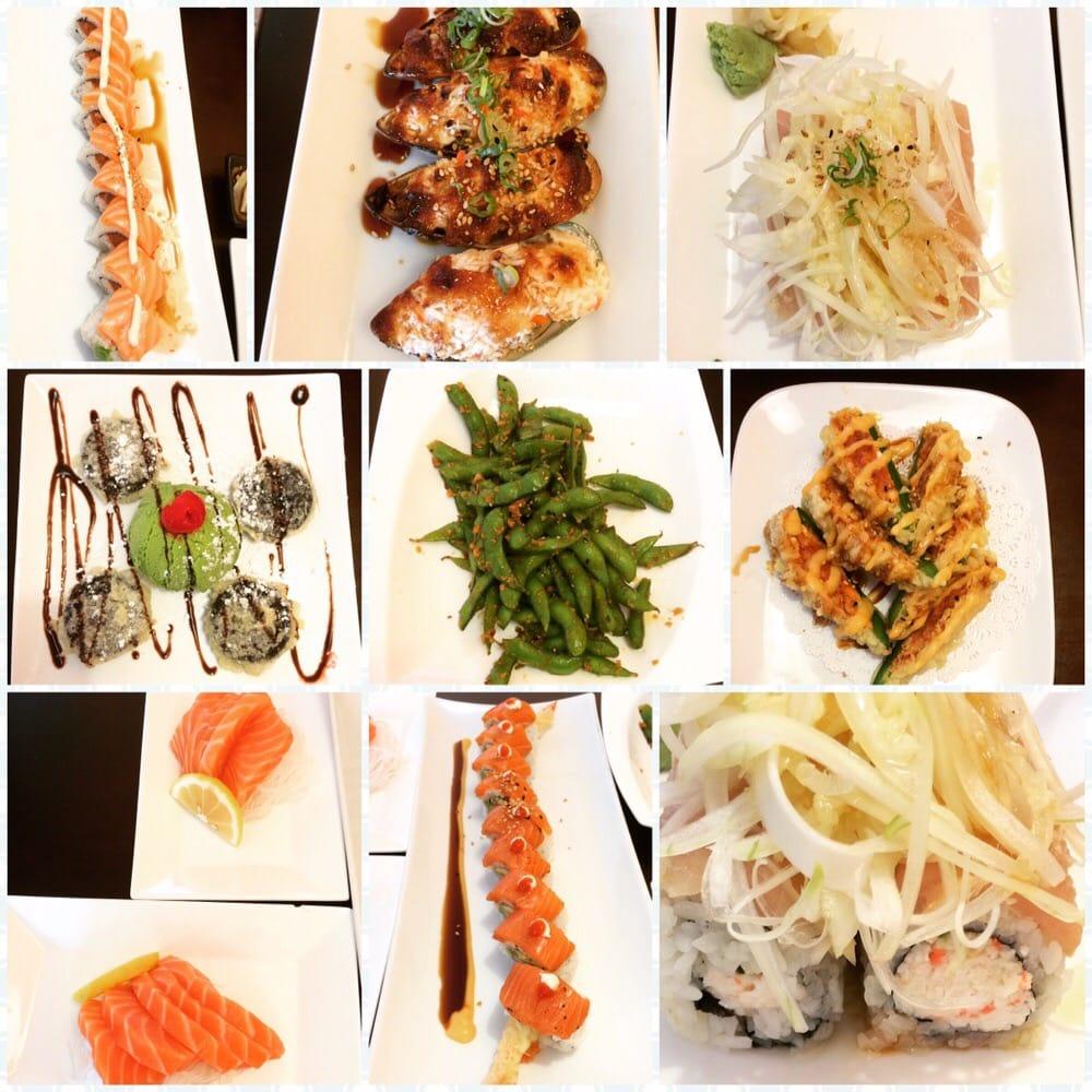 Orange Roll & Sushi: 311 N Euclid St, Fullerton, CA