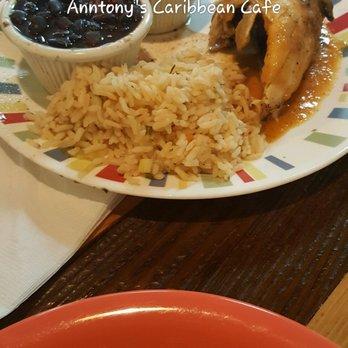 Anntony S Caribbean Cafe Charlotte Nc