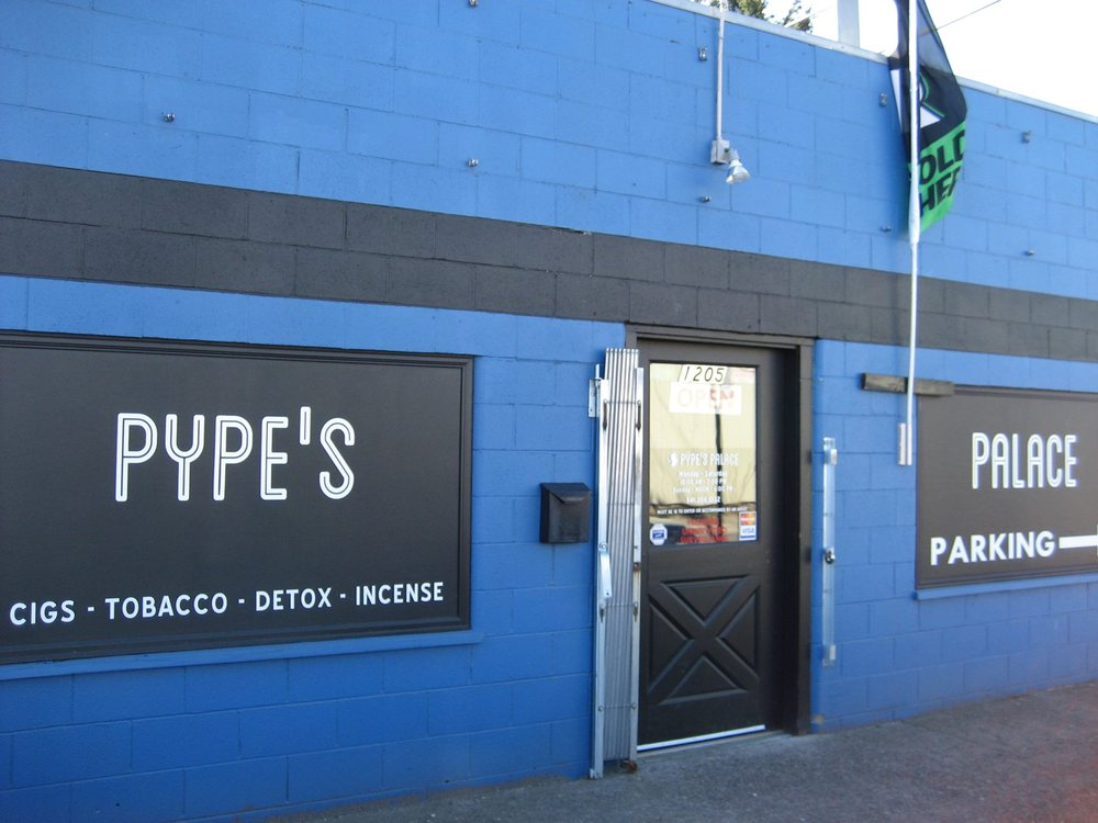 Pype's Palace: 1205 B St, Hood River, OR
