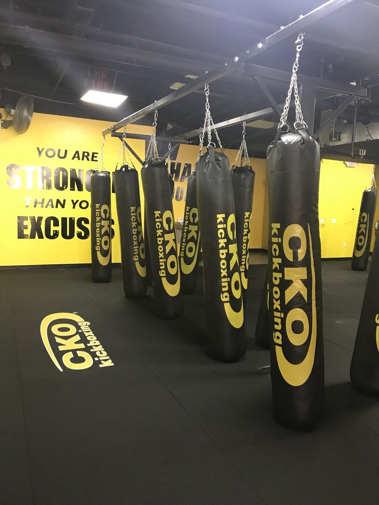 CKO kickboxing: 103 S Eola Dr, Orlando, FL