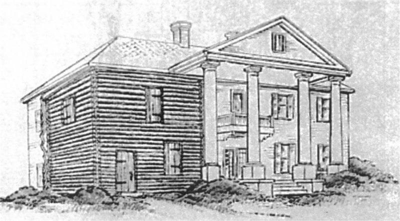 Andrew Ross Home Site: 201 45th St NE, Fort Payne, AL