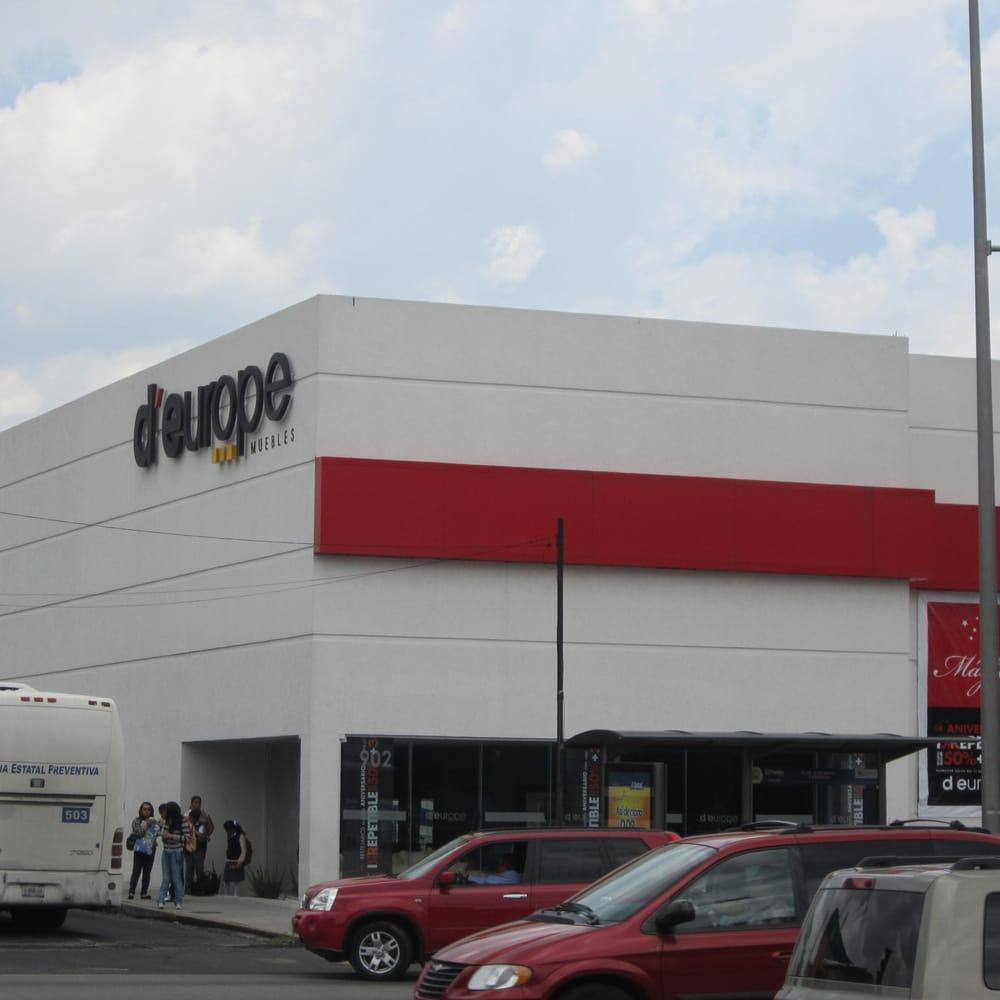 D Europe Furniture Stores Blvd H Roes Del 5 De Mayo 902  # Muebles Deurope
