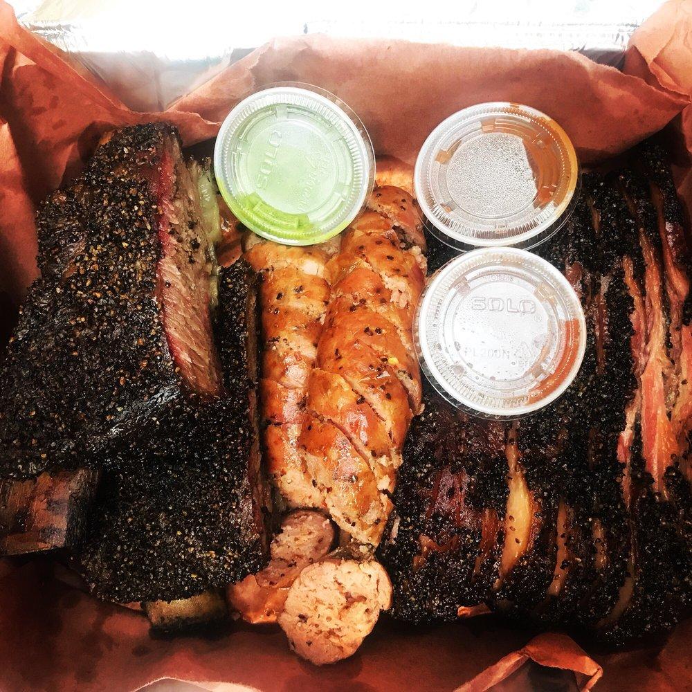Zavala's Barbecue: 421 W Main St, Grand Prairie, TX