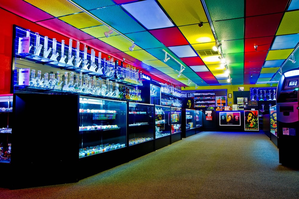 Smoking Section Smoke Shop